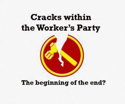 Breaking News! Worker's Party Set to Split